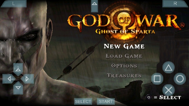 free games god of war android