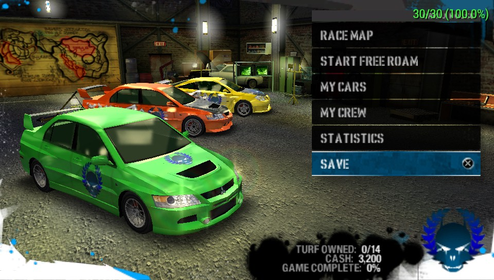 download game need for speed carbon own the city ppsspp