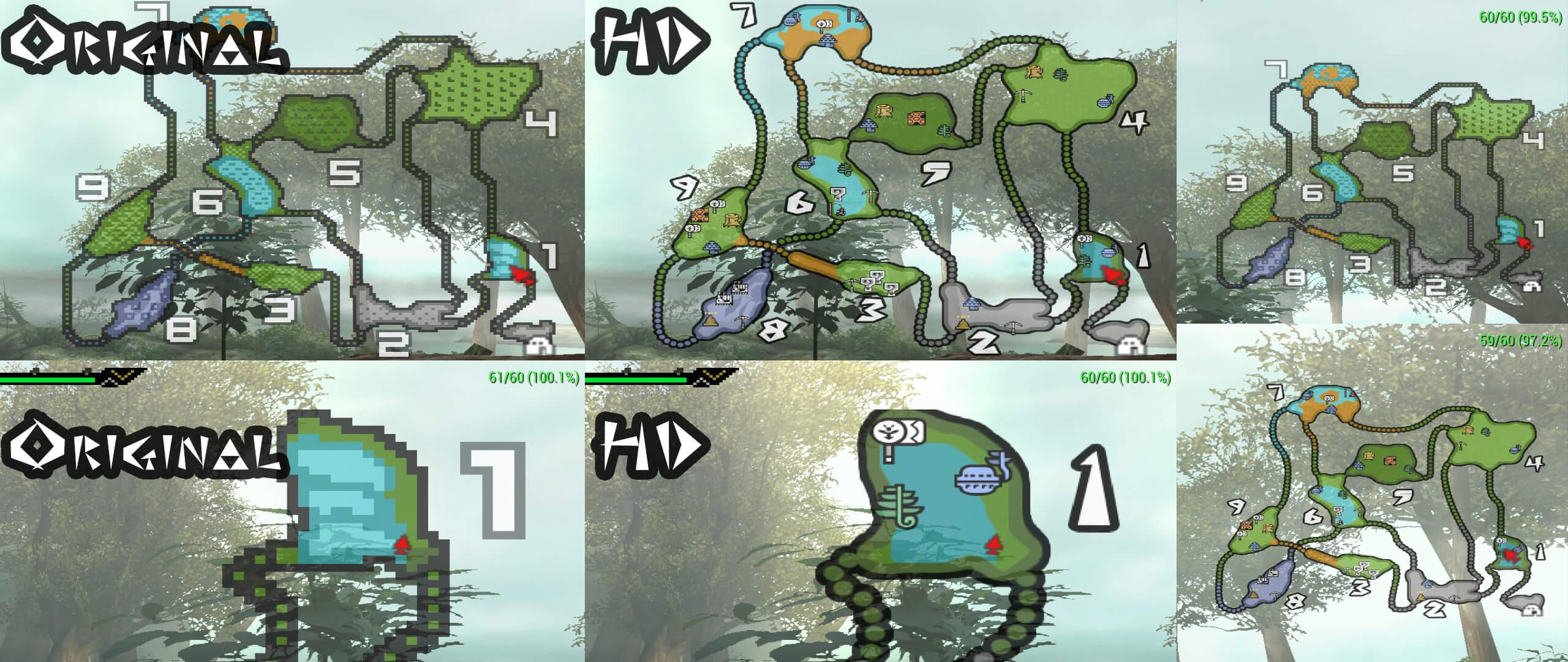 Monster Hunter Portable 3rd HD - HD Textures