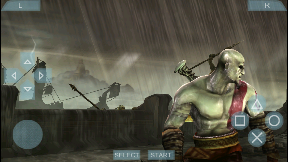 BizzleTech World: God of War 3 Apk+Data for Android