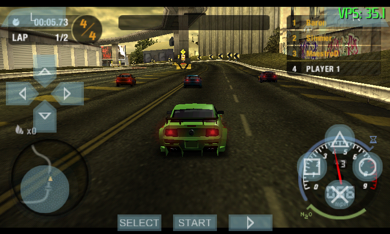 need for speed most wanted iso
