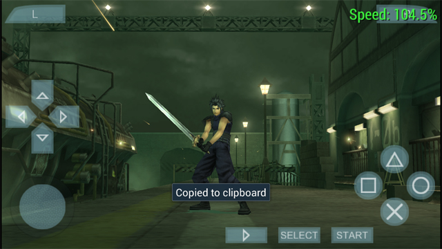 Crisis Core Final Fantasy Vii Android Apk Iso Psp Download For Free