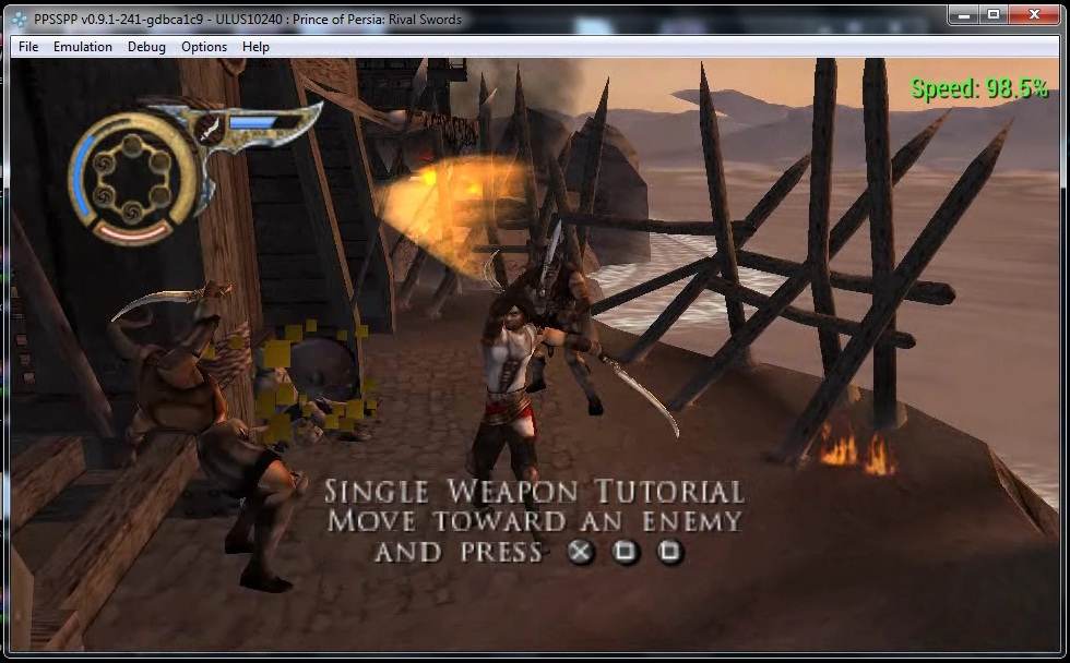 Loasyec • blog archive • prince of persia rival swords psp.
